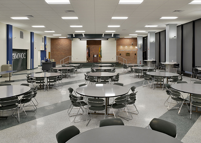 MVCC Student Commons Overall