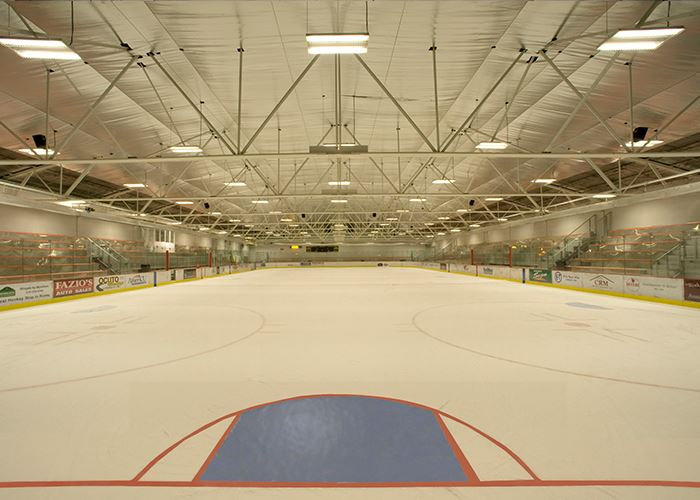 Kennedy-Arena Ice
