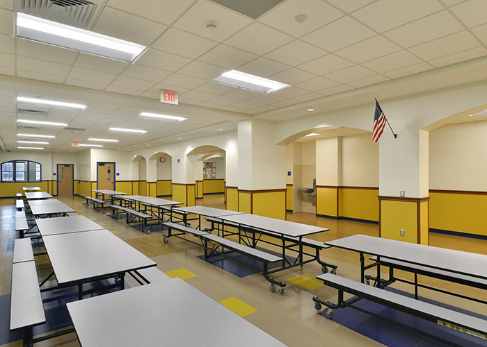 Madison Cafeteria